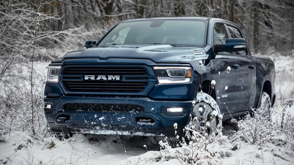 2019 Ram 1500 North Edition