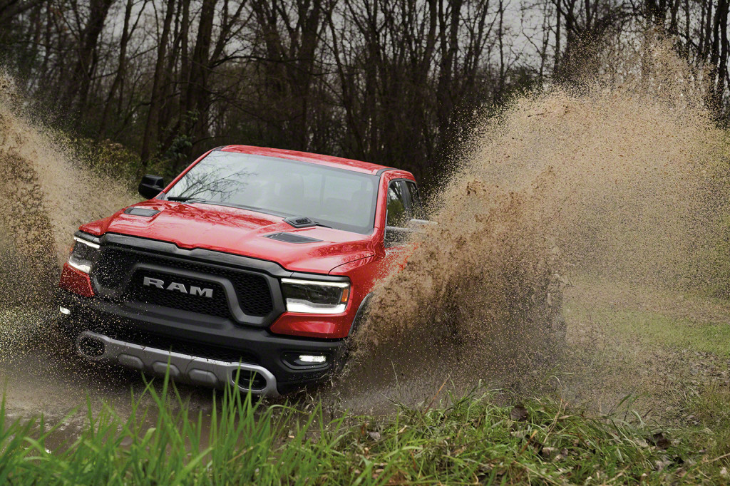 Ram May Have Just Dropped A Clue About A Hellcatpowered - Ram cool cars