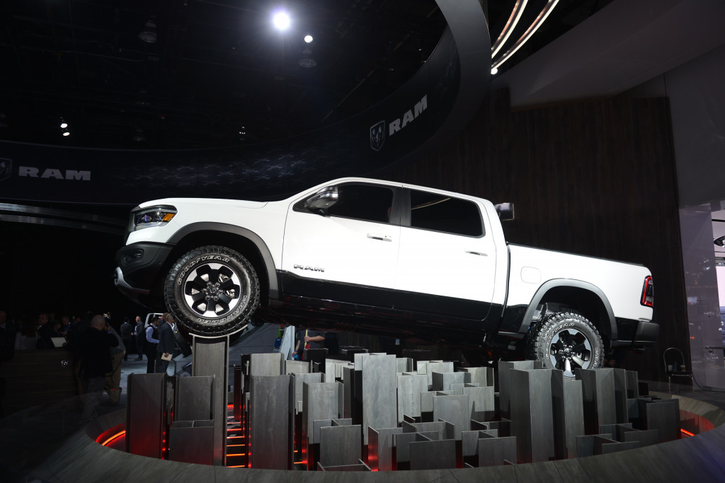 Ram First Look Big Rig Turns The Page News About Cool - Ram cool cars
