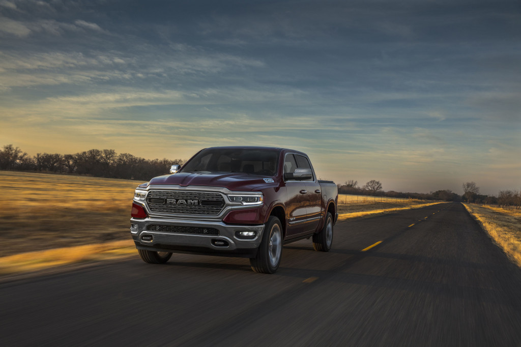 2019 Ram 1500 first drive: the luxury car of pickup trucks