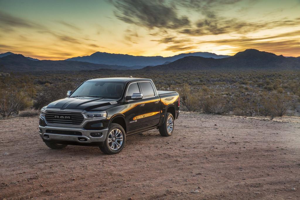 2019 full-size pickup truck mpg champs: Ford vs  Chevy vs  Ram