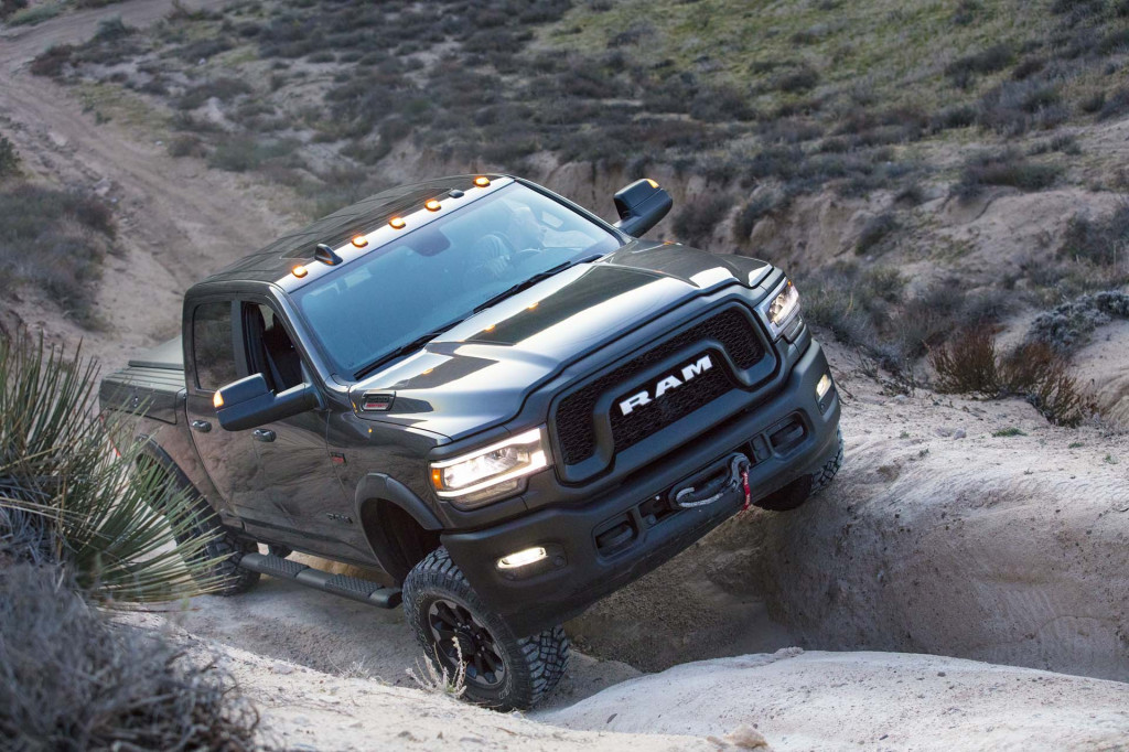 First drive review: 2019 Ram 2500 Power Wagon conquers ...