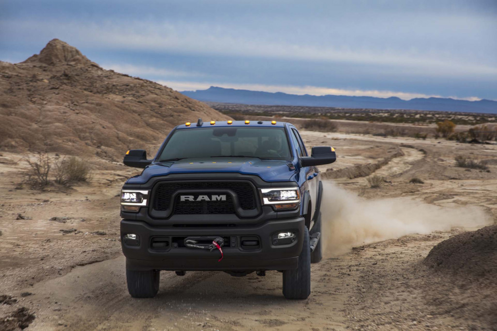 Next Ford Super Duty might offer Ram Power Wagon rival