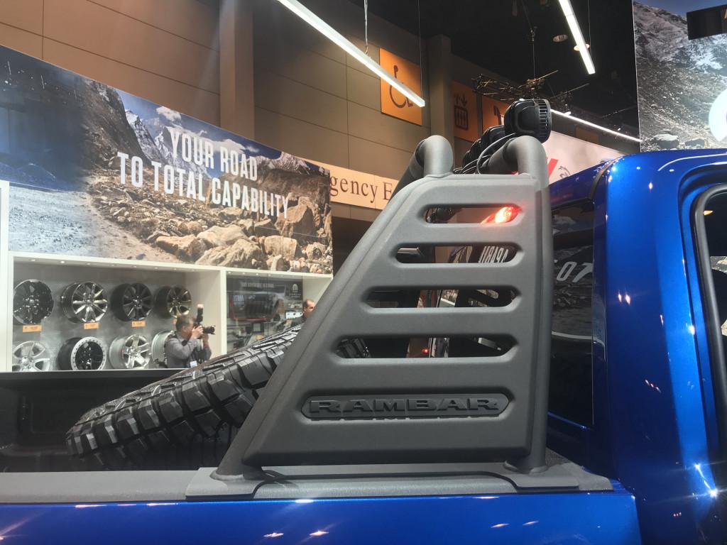 Mopar Modified 2019 Ram 2500 Heavy Duty Rolls Into Chicago