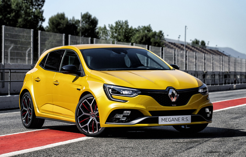 2019 Renault Mgane Rs Trophy Revealed With 296 Horsepower