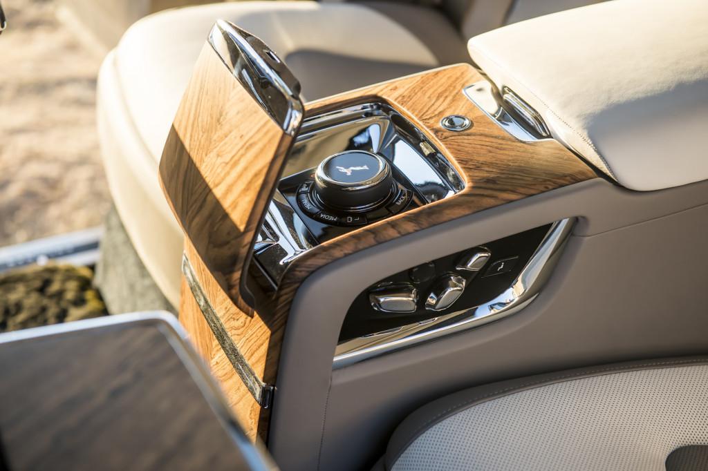 2019 Rolls-Royce Cullinan first drive review: Tetonic shift