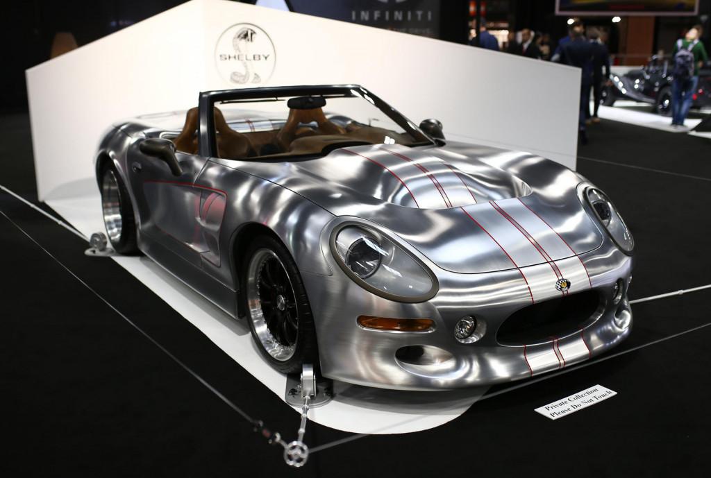 Shelby Series 2 surprises in Paris