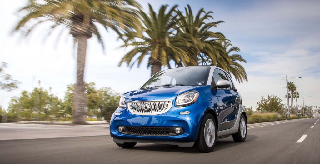 2019 Smart Fortwo
