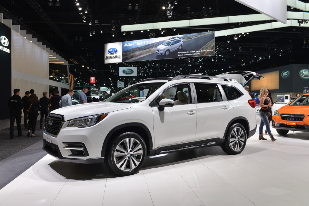 2019 Subaru Ascent video preview