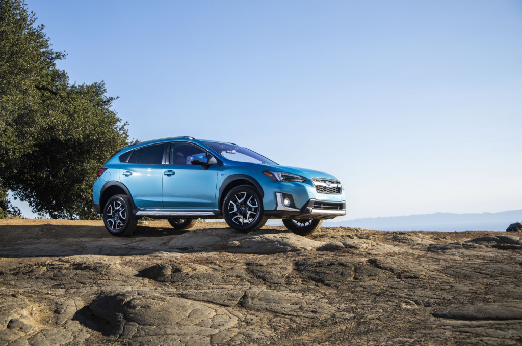 2020 Subaru Crosstrek to start at $23,155; Hybrid at $36,155