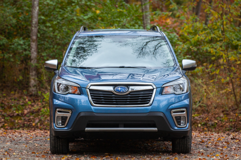 Subaru stops production in Japan after discovering power
