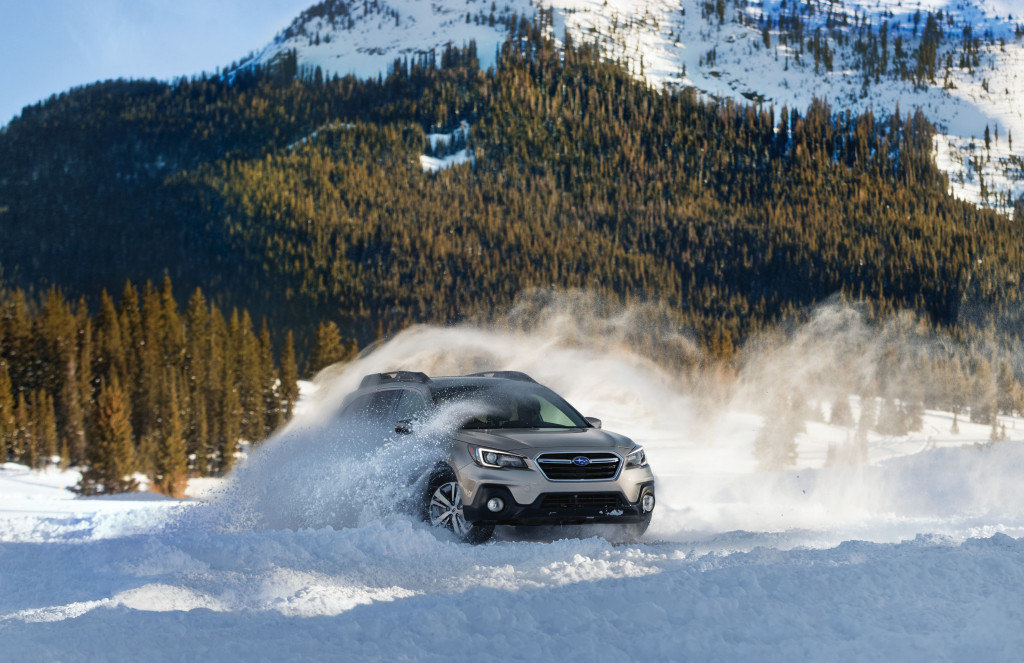 2019 Subaru Outback, Legacy preview: crash-avoidance tech newly standard