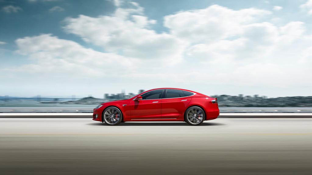 Musk claims Tesla Model S has set a lap record at Laguna Seca