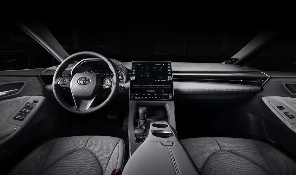 Image 2019 Toyota Avalon Size 1024 X 606 Type Gif