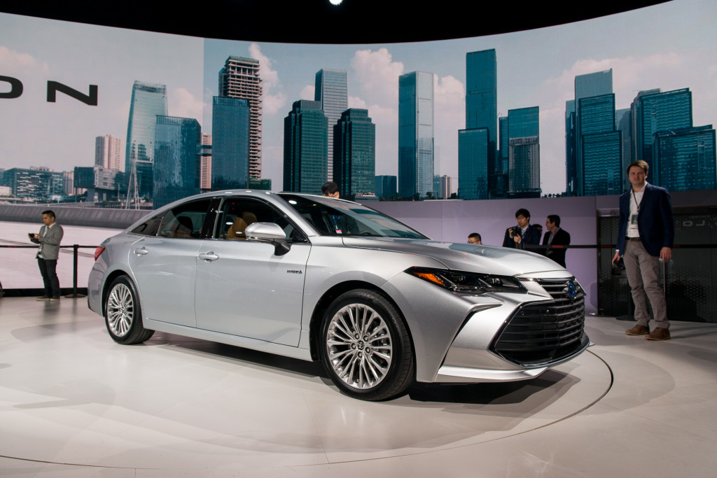 Toyota Avalon Debuts In Detroit News About Cool Cars - Cool cars 2019