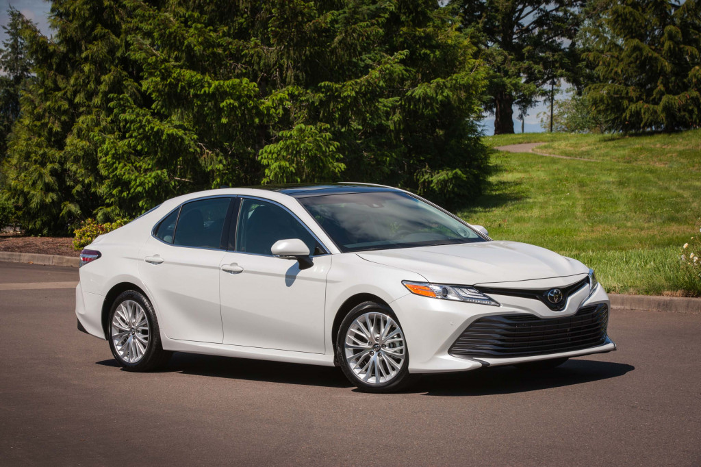 2019 Toyota Camry Review Ratings Specs Prices And Photos The