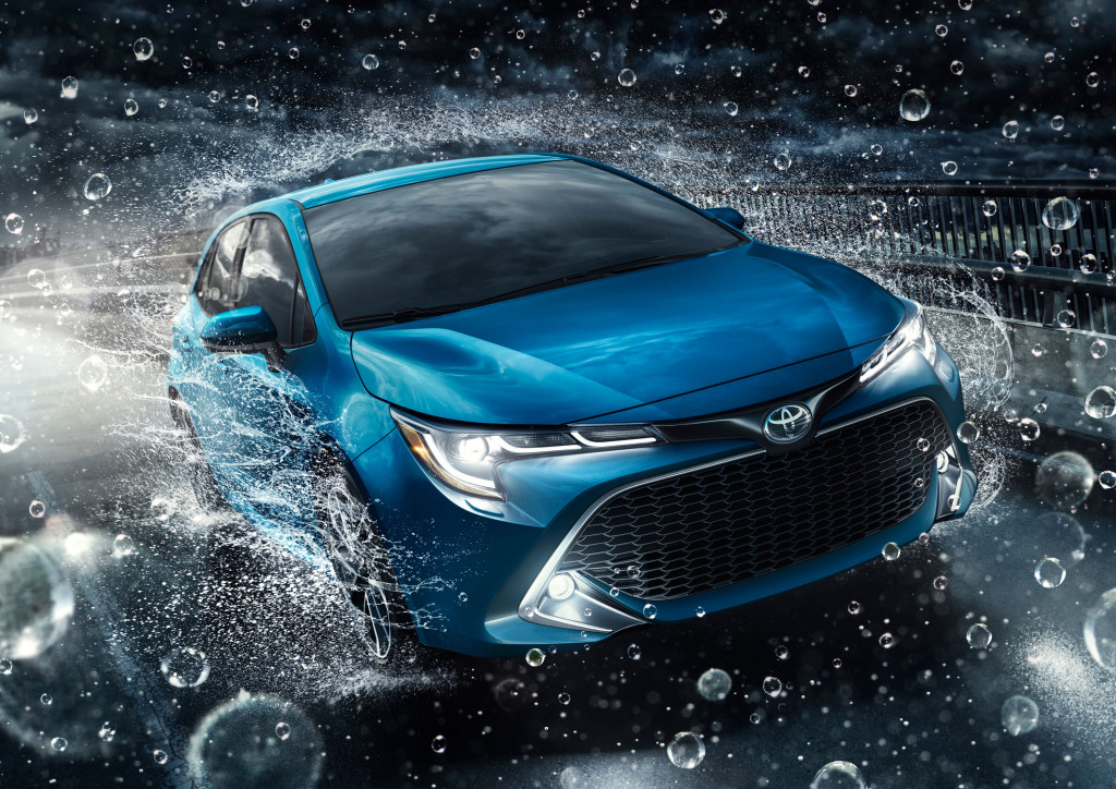 2019 Toyota Corolla 2018 Vw Touareg Electric Cars In Winter