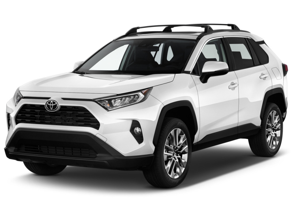 2019 Toyota Rav4 Review Ratings Specs Prices And Photos The