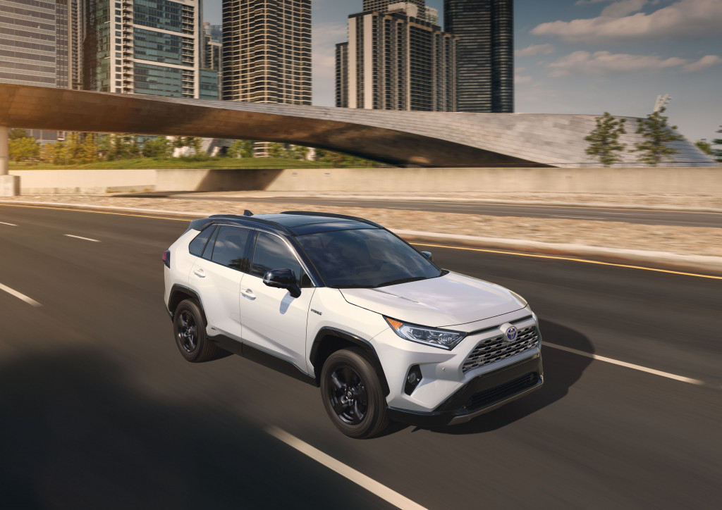 2019 Toyota RAV4 Review, Ratings, Specs, Prices, And Photos   The Car  Connection