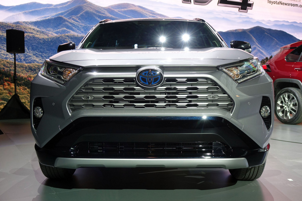 Image 2019 Toyota Rav4 2018 New York Auto Show Size 1024 X 682 Type Gif Posted On March