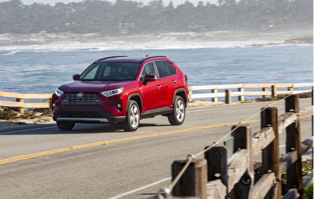 2019 Toyota RAV4 first drive review: Reaching new heights