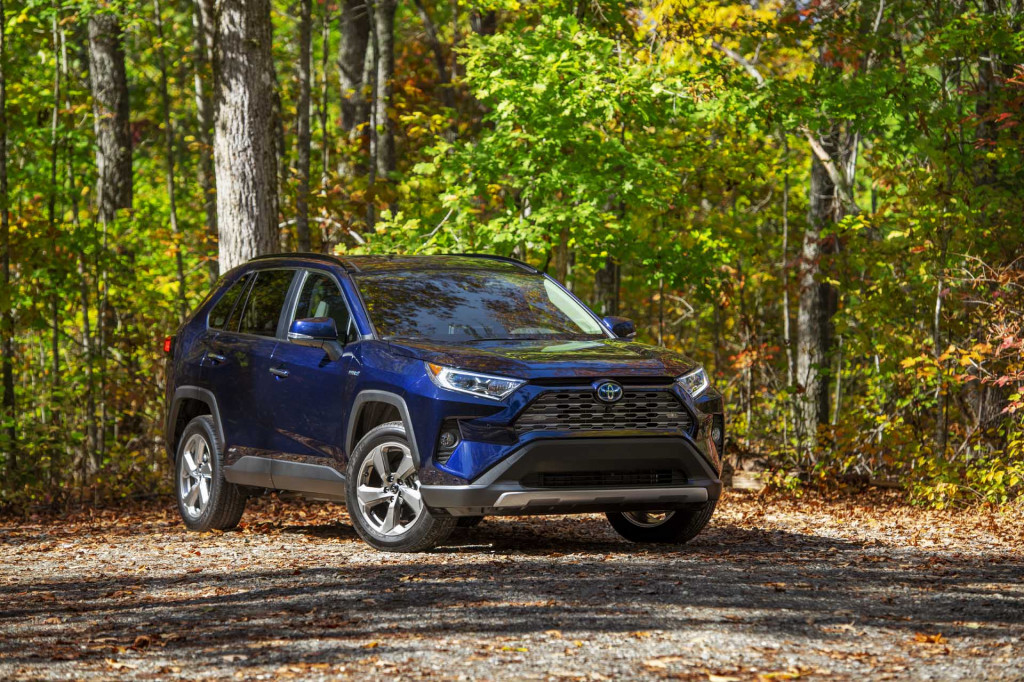 2019 Toyota RAV4 Hybrid - Best Car To Buy 2020