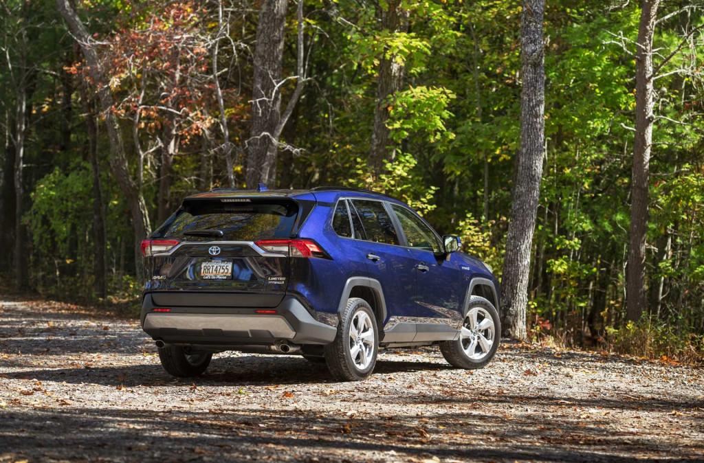 Toyota RAV4 Hybrid: Best Car To Buy 2020 Nominee
