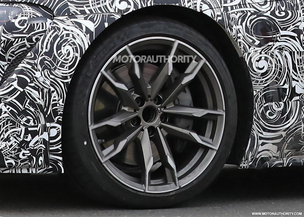 2019 Toyota Supra spy shots and video