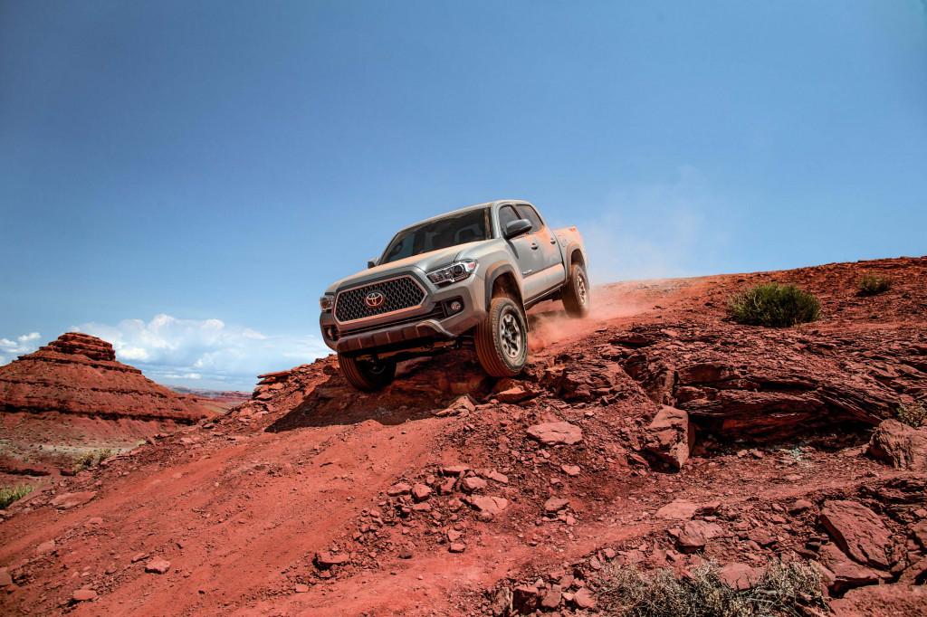 Toyota Tacoma recalled for brake fluid leak; Land Cruiser and Lexus LX 570 for seatbelt sensor error