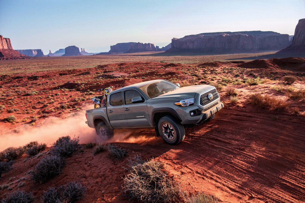 Next Toyota Tundra and Tacoma to reportedly share a platform