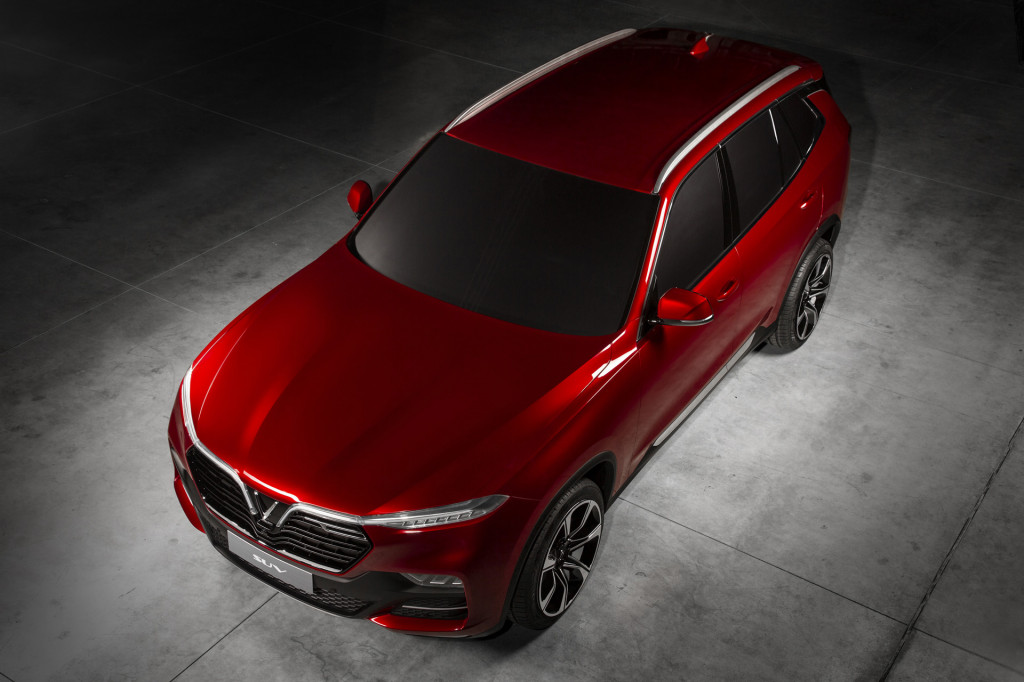 Vietnam's Vinfast launches at Paris auto show with pair of rebodied BMWs