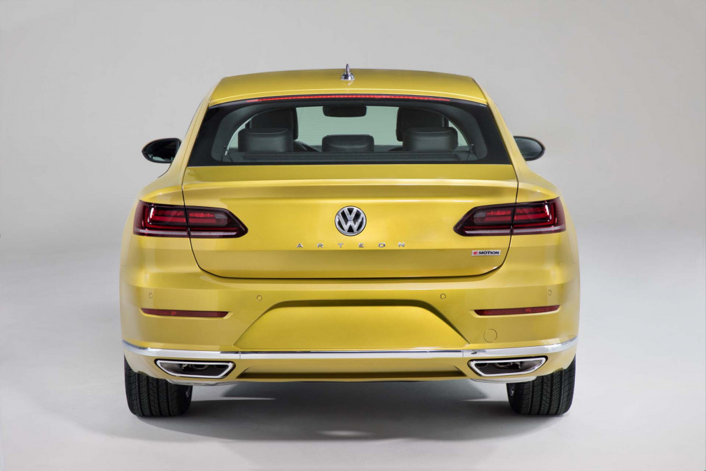 2019 Volkswagen Arteon dashes to the US with more space, more power