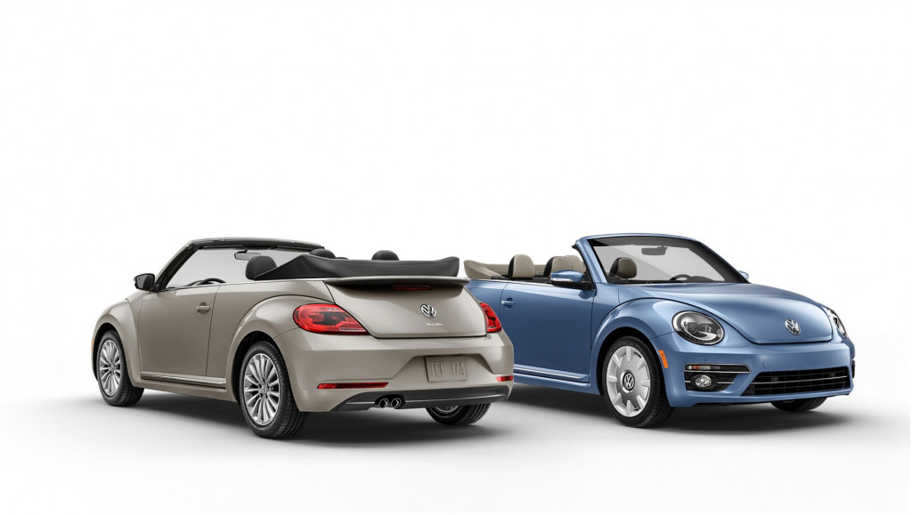 2019 Volkswagen Beetle Final Edition marks end of cult hero