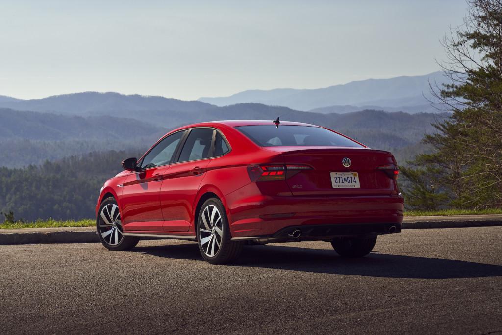 First drive review: 2019 Volkswagen Jetta GLI channels GTI ...