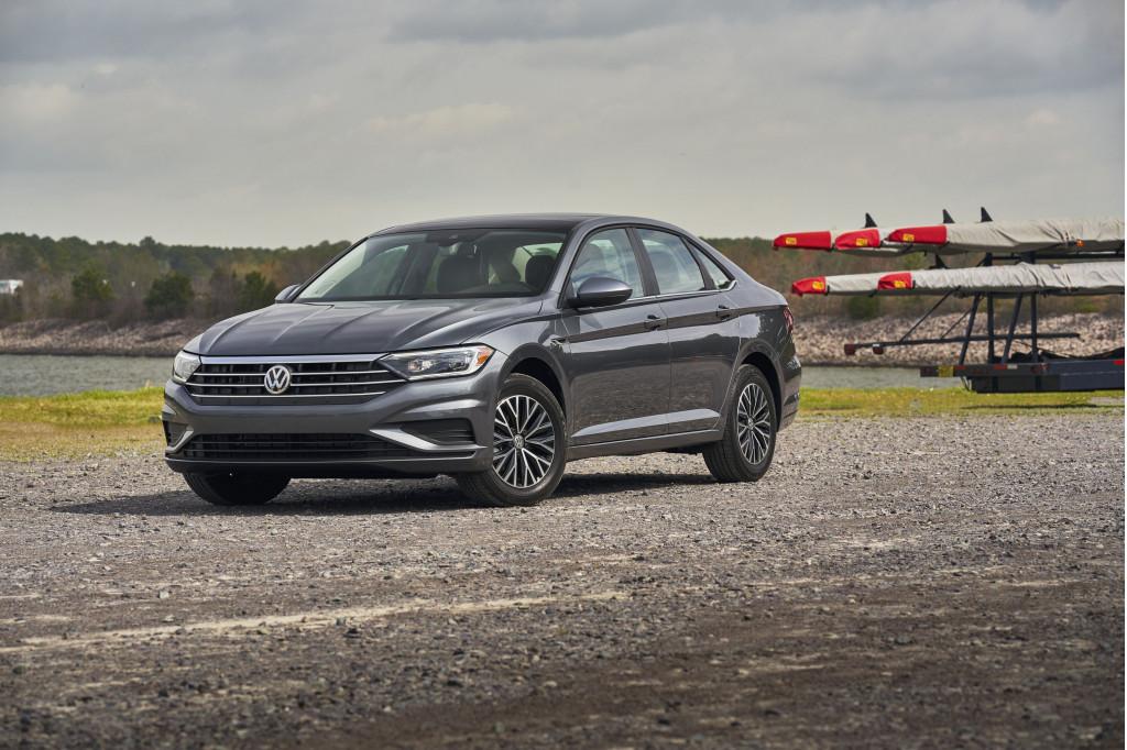 2019 VW Jetta earns five-star crash-test rating