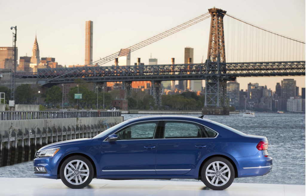 2019 Volkswagen Passat Vw Review Ratings Specs Prices And Photos The Car Connection