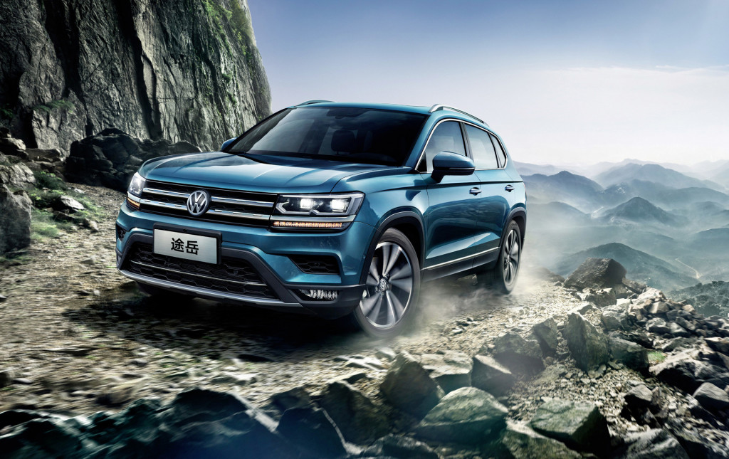 VW's new entry-level crossover for US to be badged a Tarek