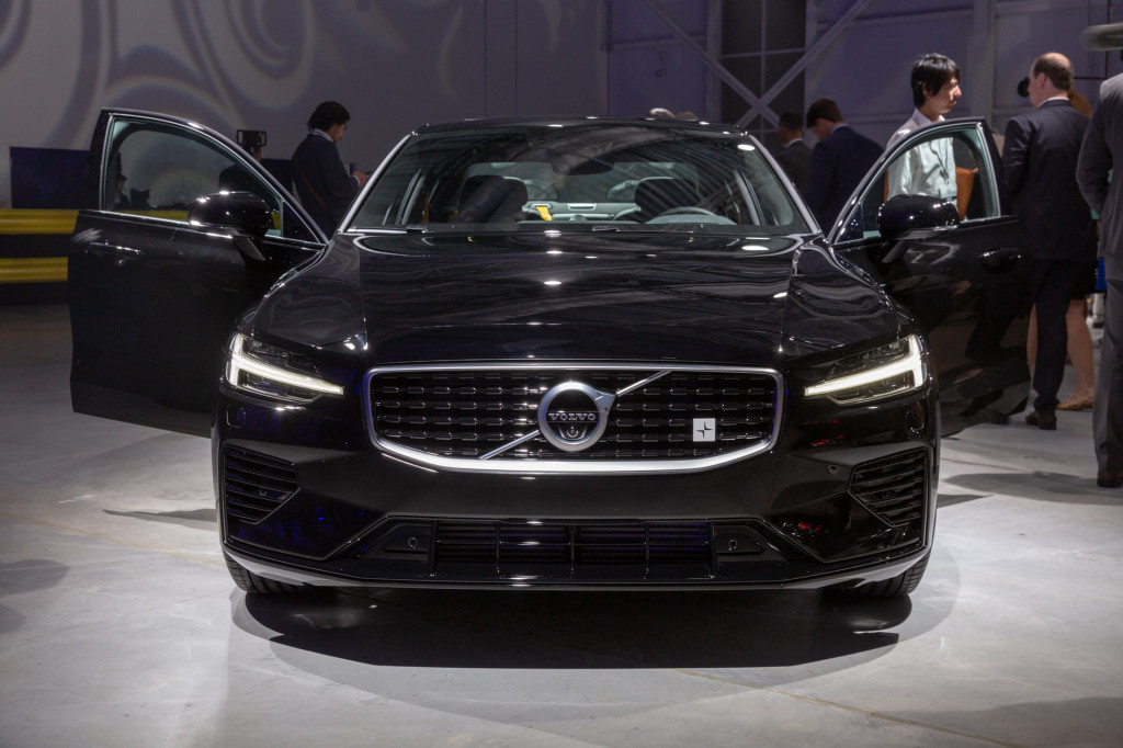 Rare Swede Just 20 Volvo S60 T8 Polestar Engineered Sedans Pegged