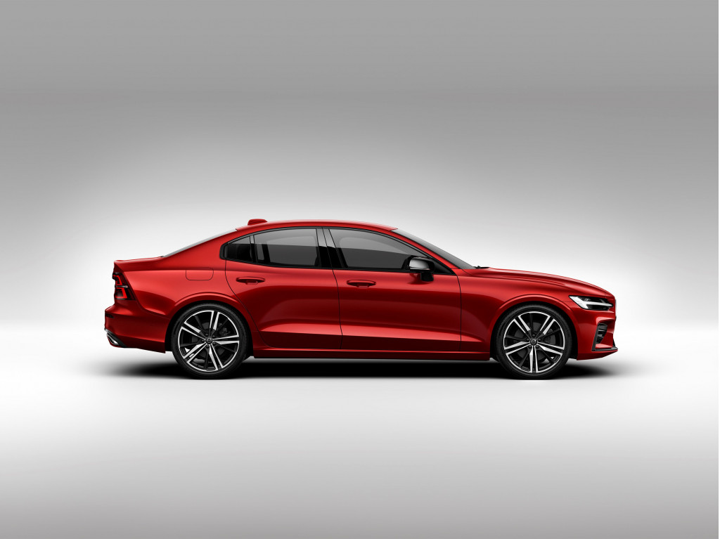 2019 Volvo S60 Officially Debuts  Swedish Style Meets Southern Speed