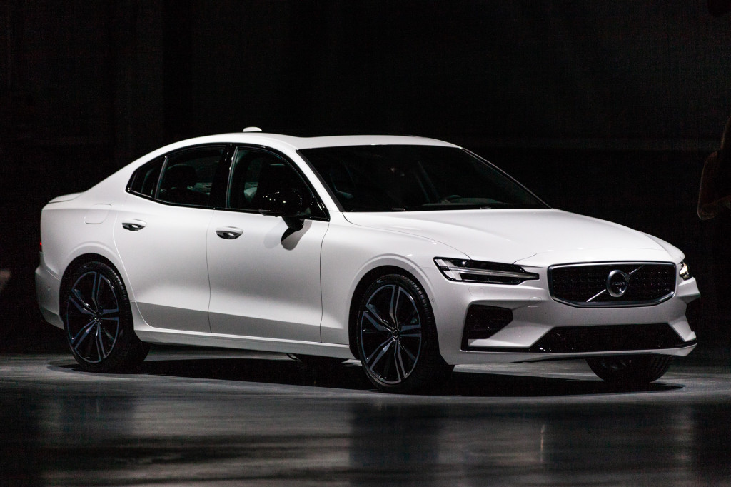 Car Buying Sites >> 2019 Volvo S60 debuts, 2019 Mazda MX-5 Miata updates, 2019 Honda Insight video review: What's ...