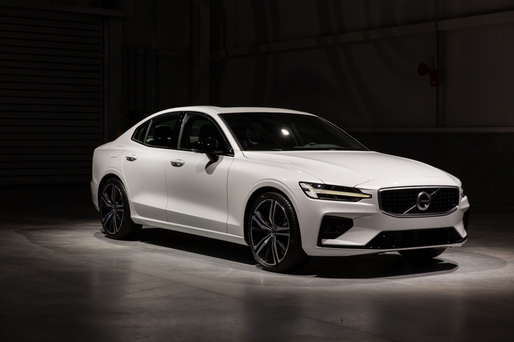 2019 Volvo S60 Review Ratings Specs Prices And Photos The Car