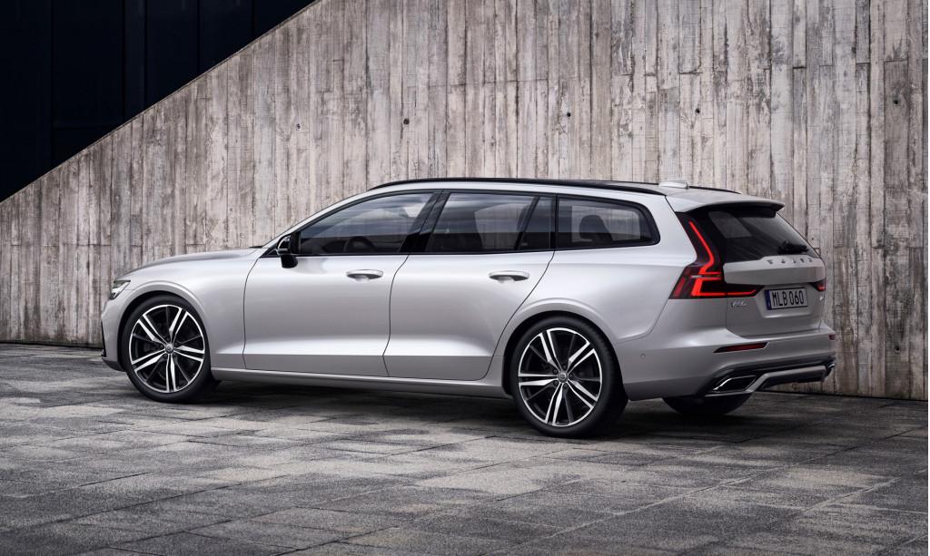 Crossover alternative: 2019 Volvo V60 station wagon to cost $39,895