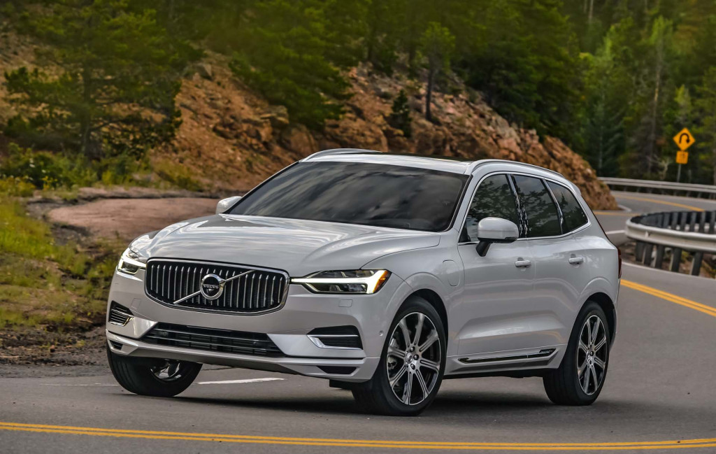 Volvo asks US government for tariff exemption for China-built XC60 crossover SUV