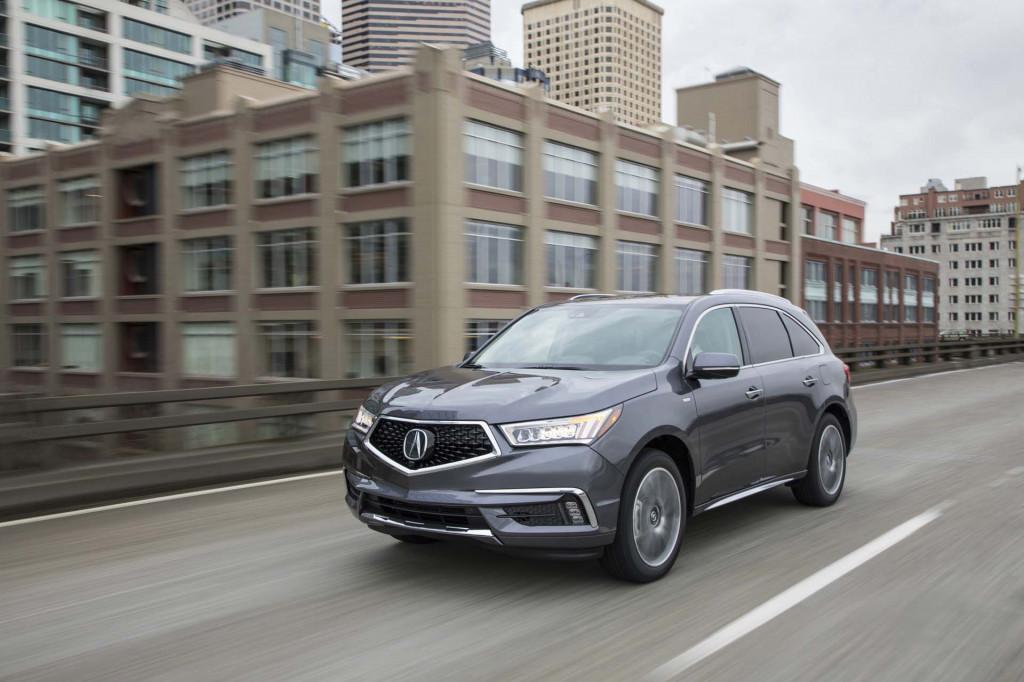 2020 Honda Pilot vs. 2020 Acura MDX: Compare Crossovers