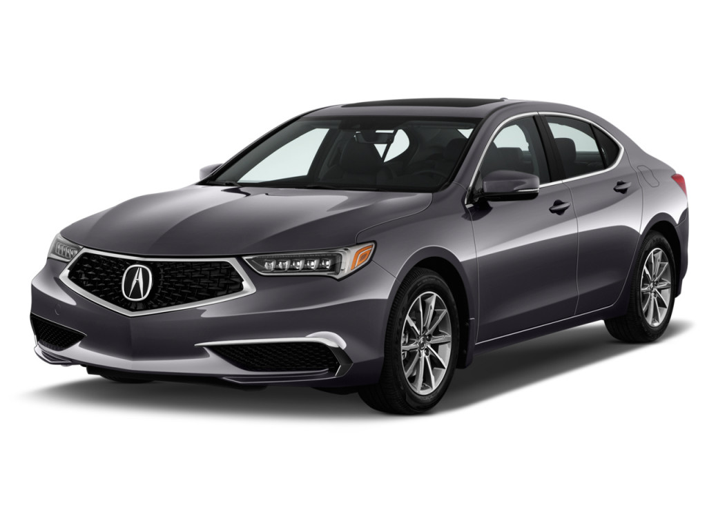 2020 Acura Tlx Review Ratings Specs Prices And Photos The Car Connection