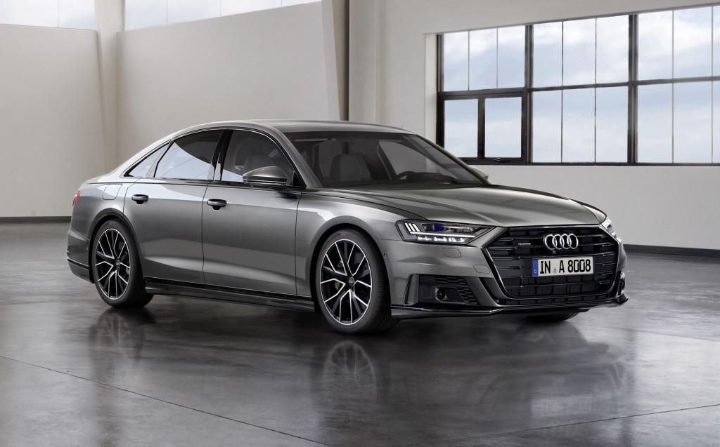 2020 Audi A8 gets predictive active suspension