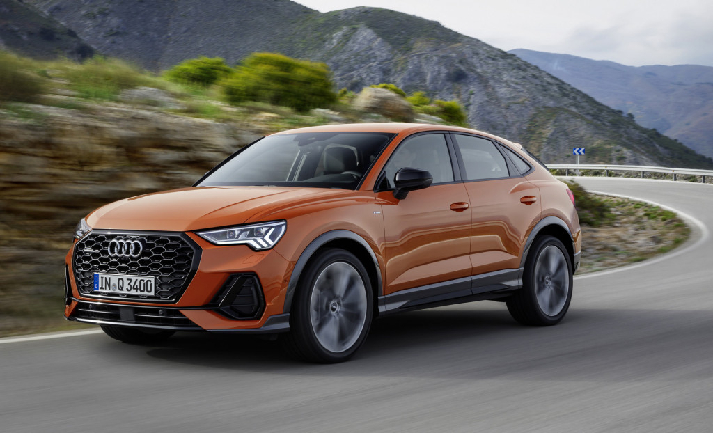 2021 Audi Q3 Redesign, Release Date, USA, Prices >> 2020 Audi Rs Q3 Sportback Spy Shots