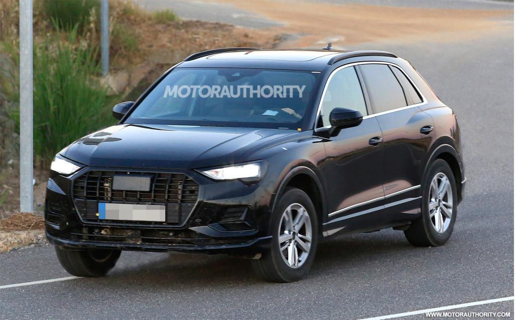 2020 Audi Q1 Release Date, Concept, Price, And Specs >> 2020 Audi Q3 Spy Shots