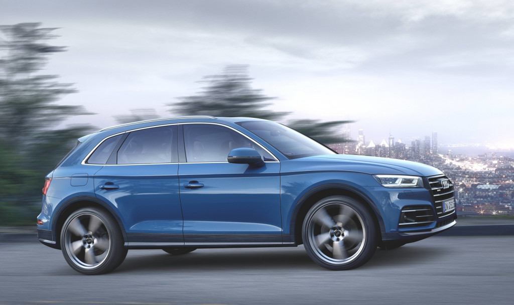 2020 Audi Q5 55 TFSI revealed as first of Audi's next-gen plug-in hybrids