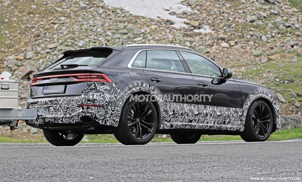 2020 Audi Rs Q8 Upcoming New Car Release 2020